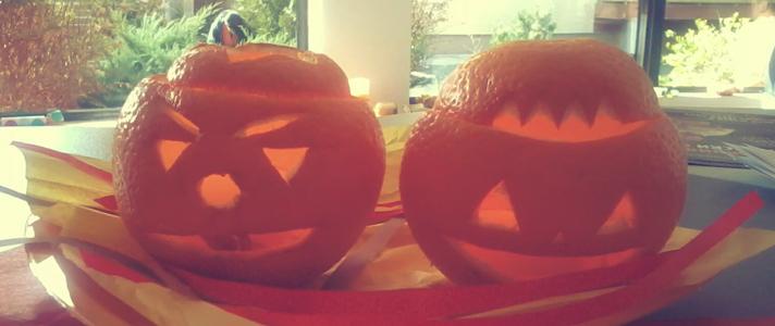 Halloween от офисите на Orange