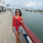 Aneliya travelling