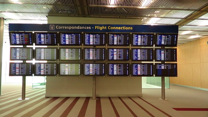 CDG Airport 2