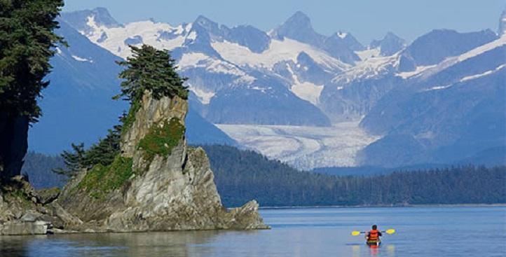 Juneau-work and travel-пътувания-кану-каяк