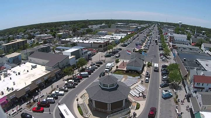 aerial-view-rehoboth-beach
