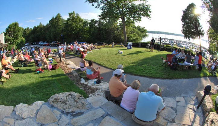 Peg-Egan-Center-Egg-Harbor-wisconsin-free-concerts