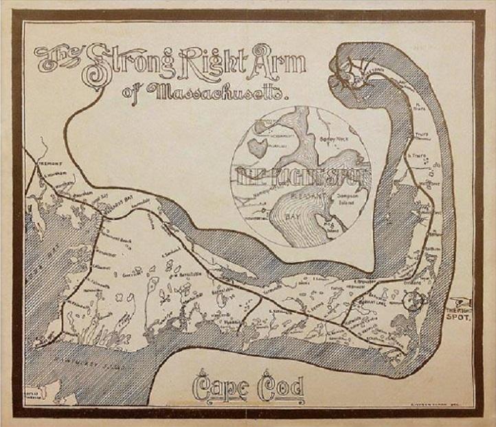 Cape Cod arm