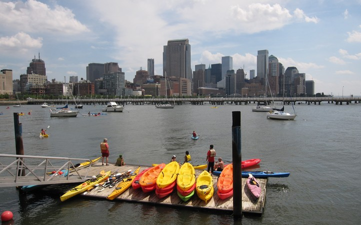 new-york-free-kayaking