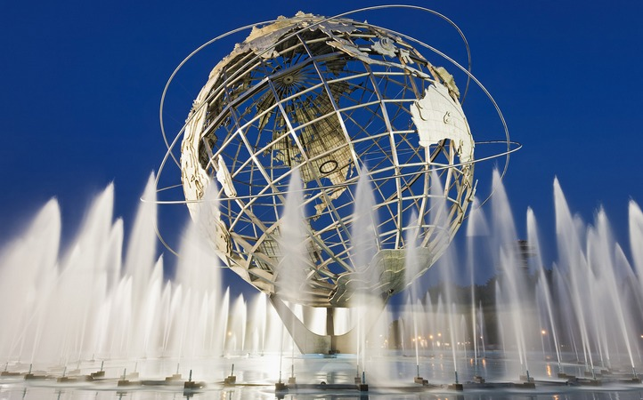 Unisphere at Flushing Meadows-Corona Park
